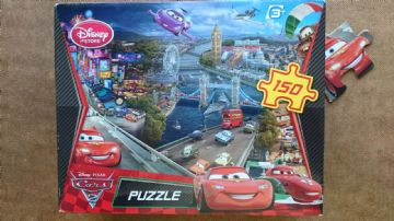 Cars 150 Piece Jigsaw Puzzle